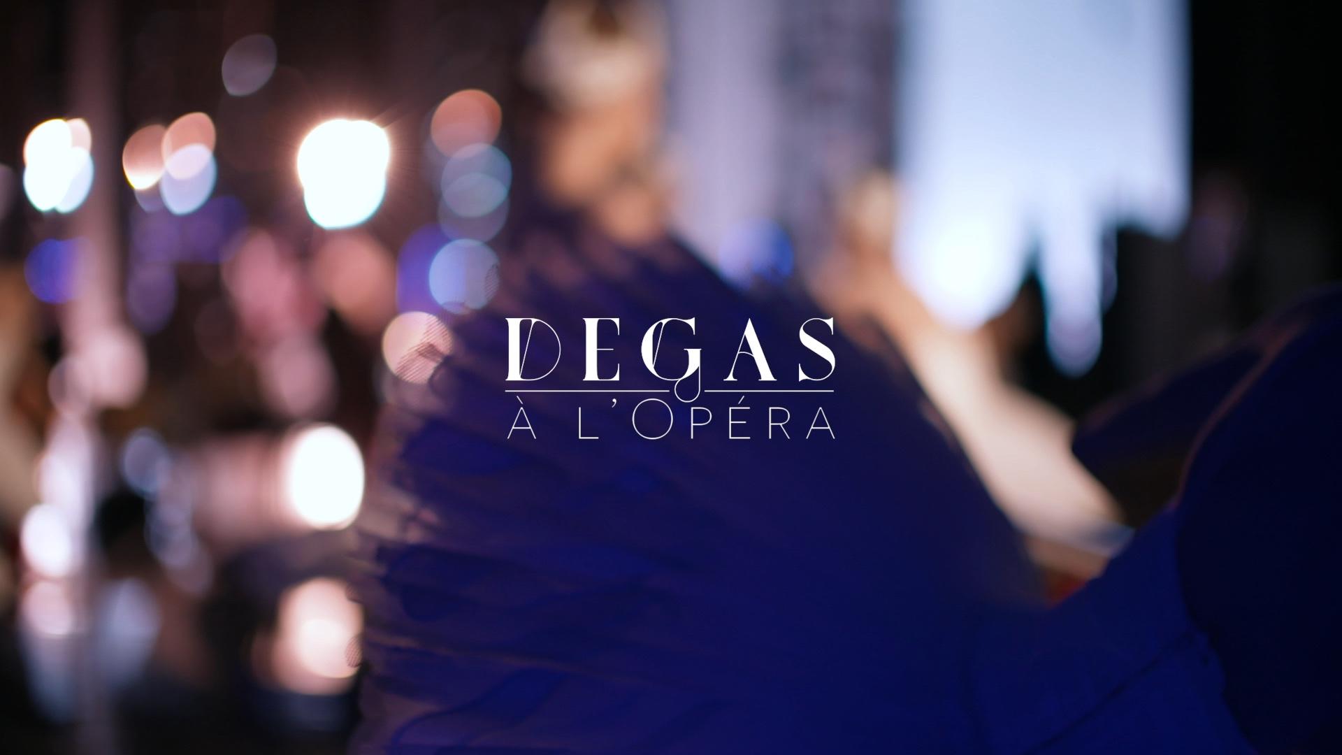 Degas à l'Opéra - Blandine Armand - Documentaires