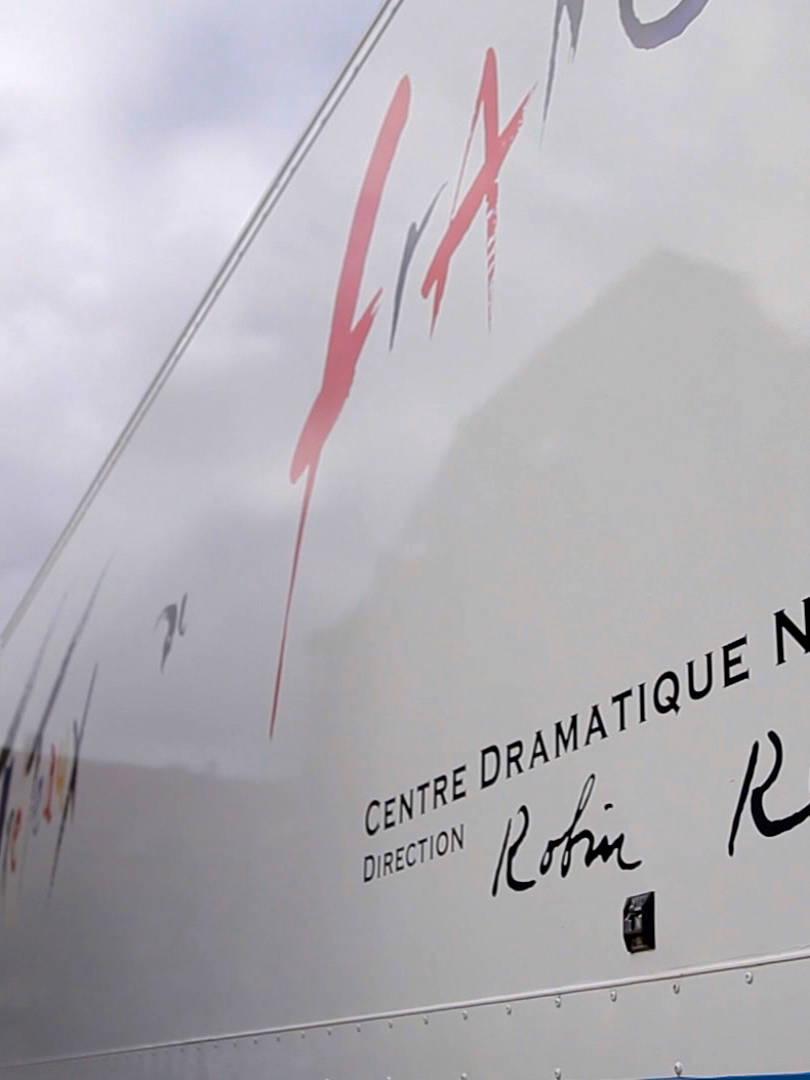 Sur les pas du Faiseur - Robin Renucci - 17 - Blandine Armand - Documentaires