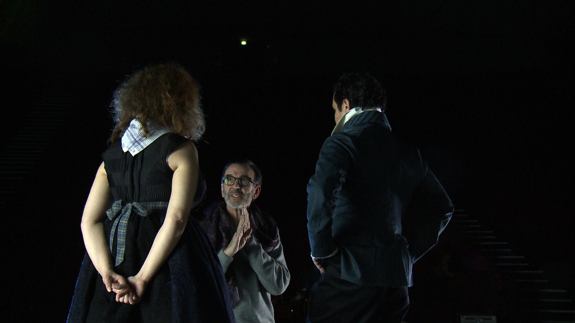 Sur les pas du Faiseur - Robin Renucci - 8 - Blandine Armand - Documentaires