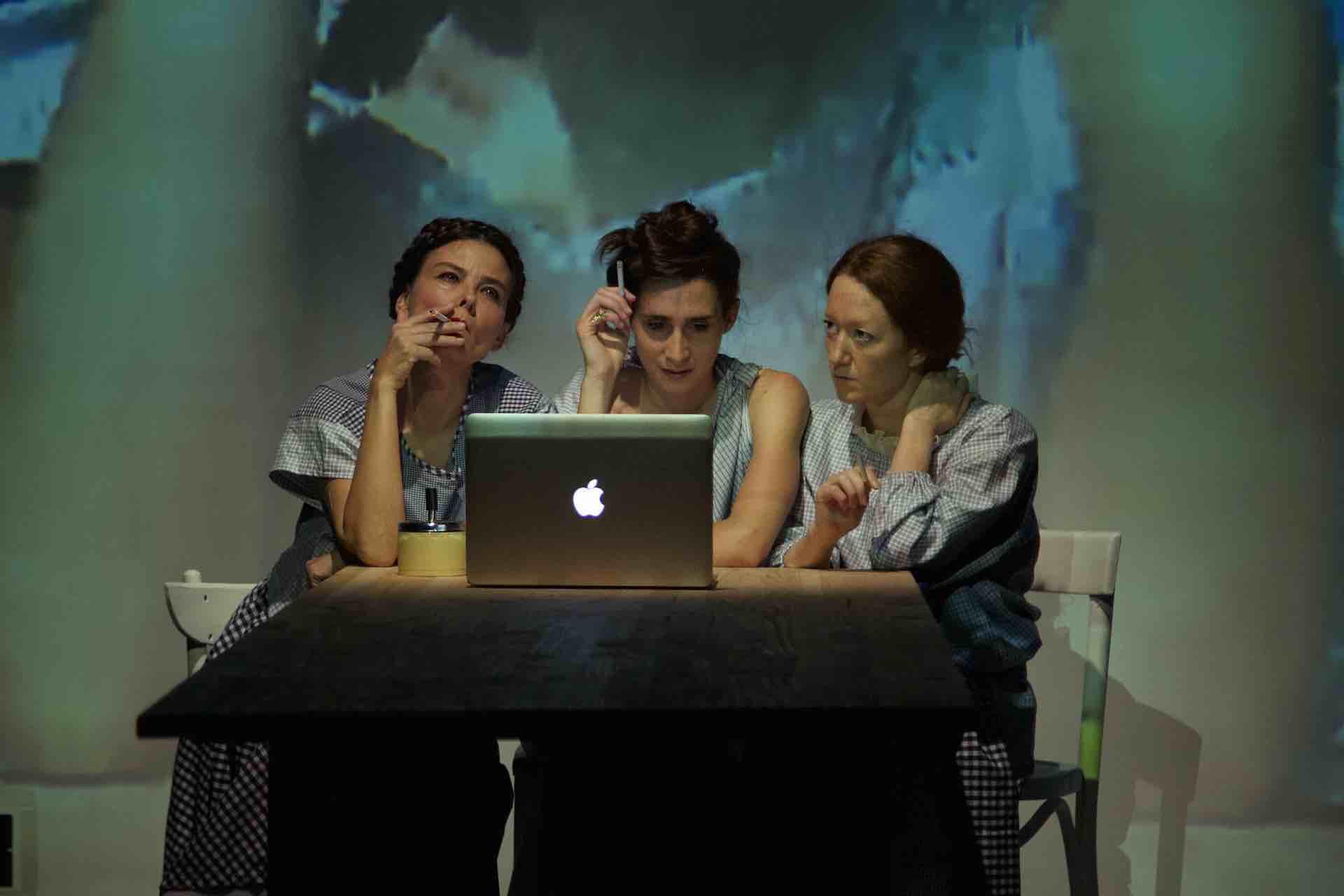 ClaudelKahloWoolf - Monica Mojica - 3 - Blandine Armand - Captations