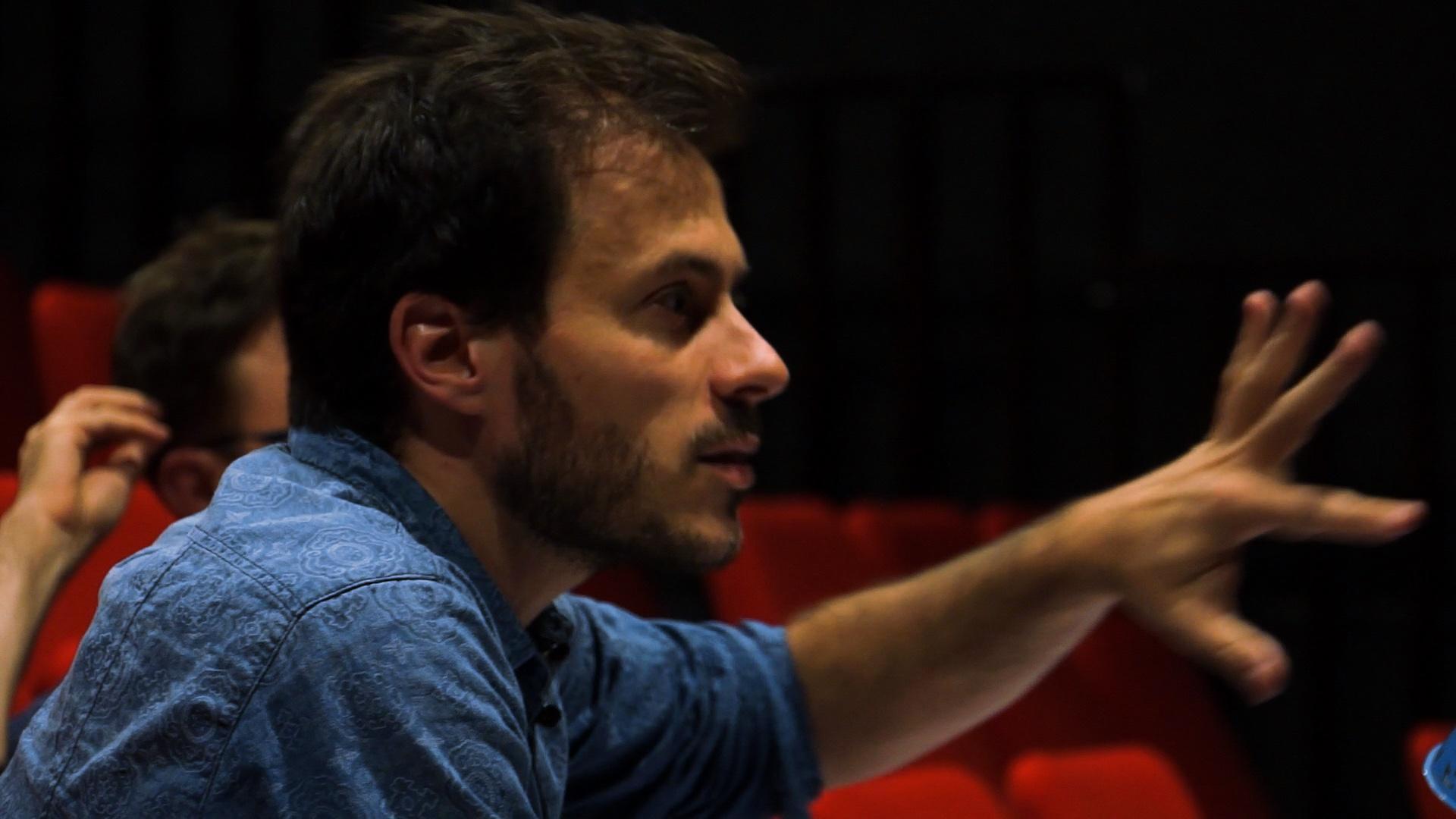 De l'ombre à la lumière Johanny Bert 2 - Blandine Armand - Documentaires