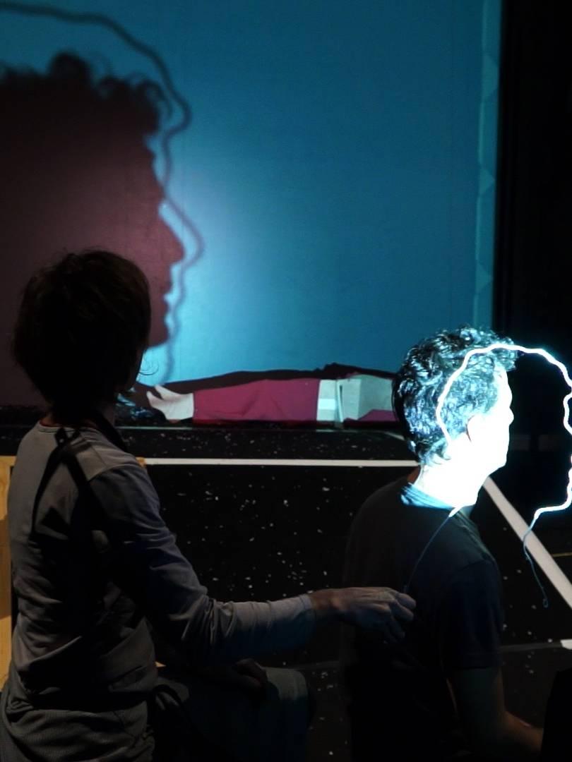 De l'ombre à la lumière Johanny Bert 6 - Blandine Armand - Documentaires