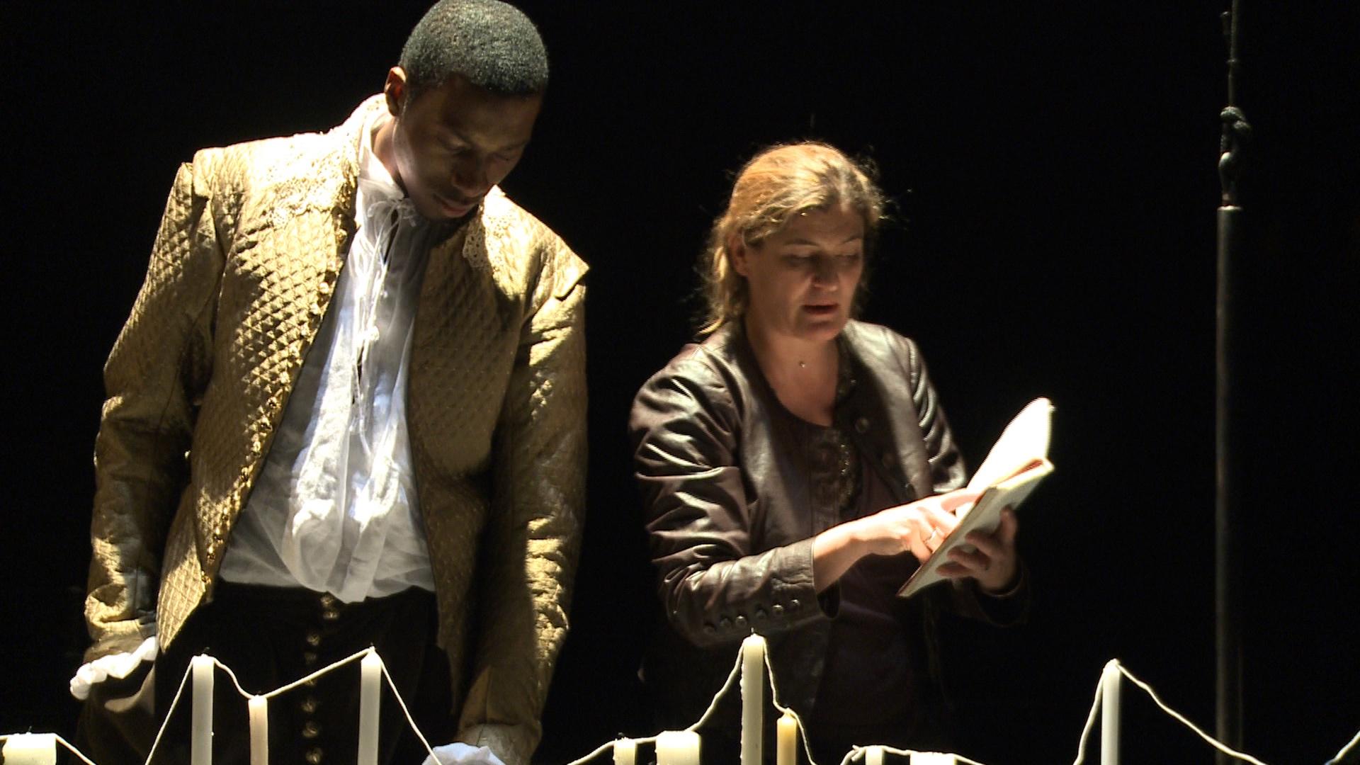 Dom Juan le temps d'une création - Julie Brochen - Blandine Armand - Documentaires