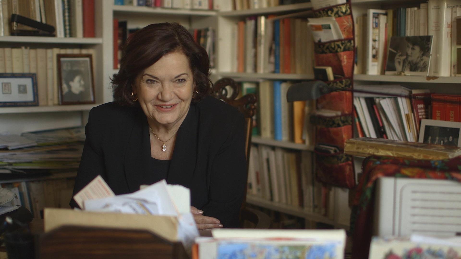 Elisabeth Roudinesco, libre et engagée - Blandine Armand - Documentaires