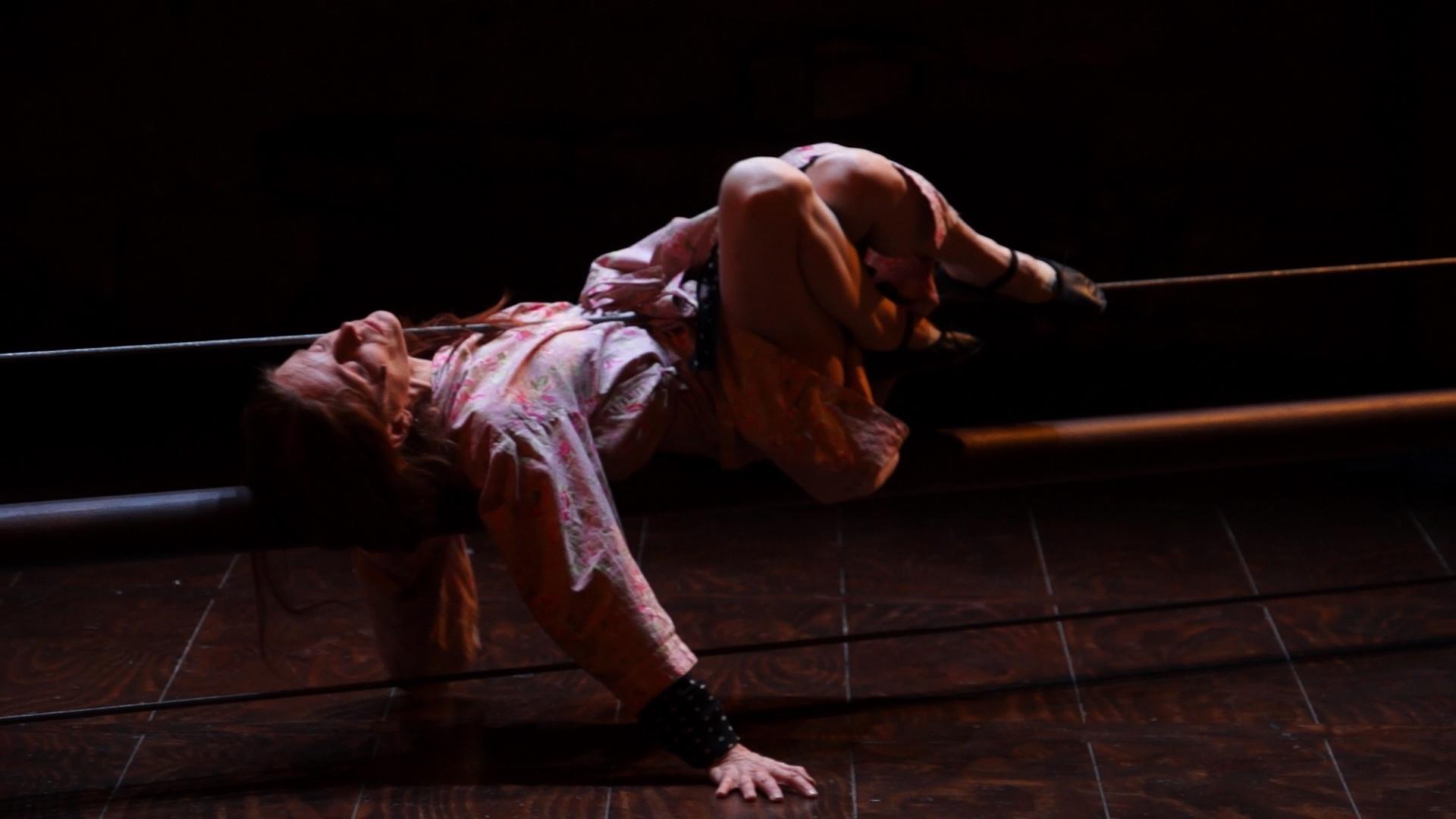 Toi c'est la joie (sur le fil avec Molly Bloom) 4 _ Blandine Armand_Captations