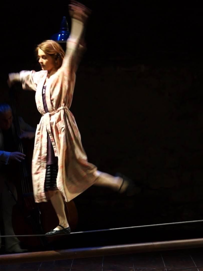 Toi c'est la joie (sur le fil avec Molly Bloom) 6 _ Blandine Armand_Captations