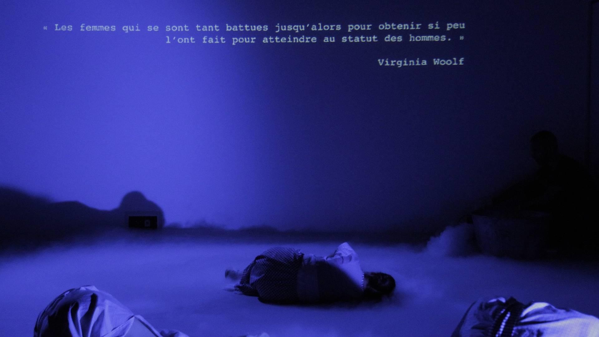ClaudelKahloWoolf 3 - Blandine Armand - série photos