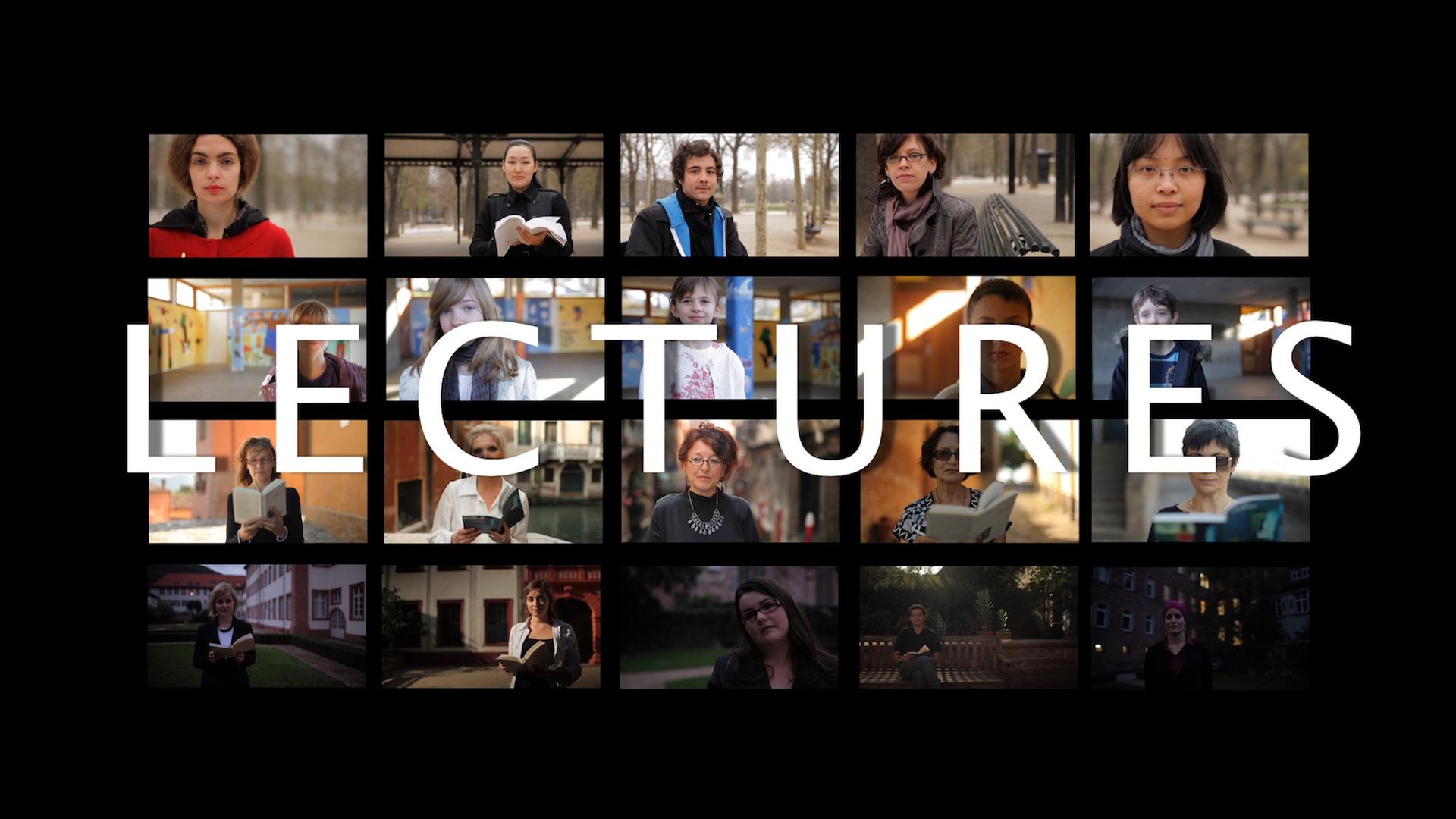 Lectures 1 - Blandine Armand - Créations vidéos