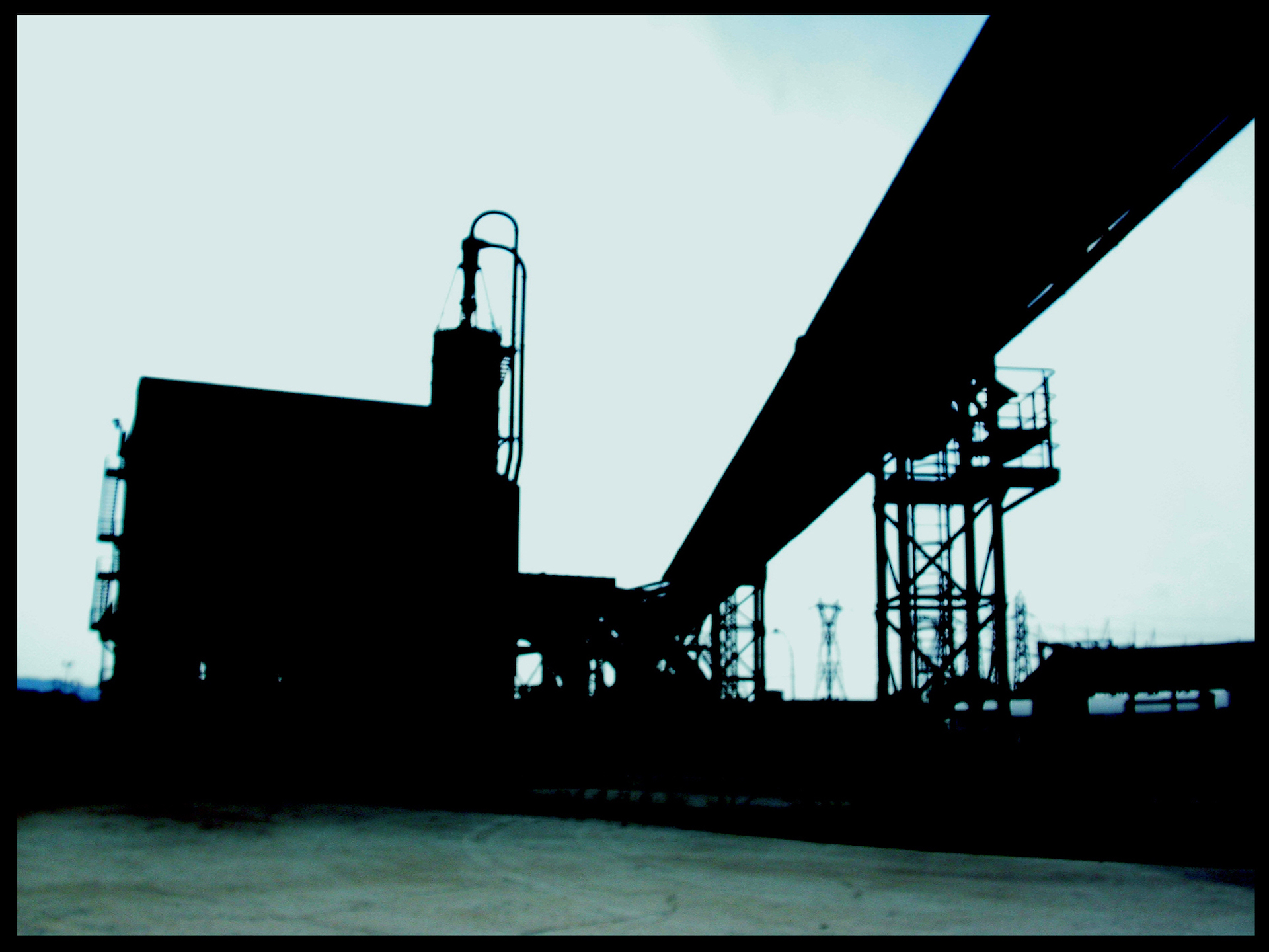 WORK 1 cadre - Blandine Armand - série photos