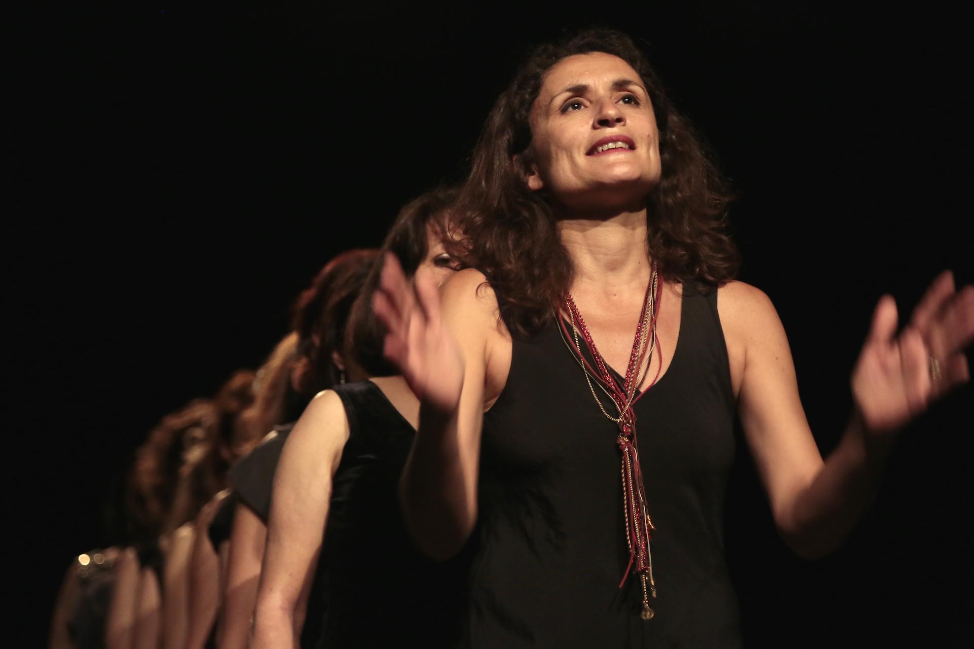 Compagnie mises en scènes 11 - Blandine Armand - série photos