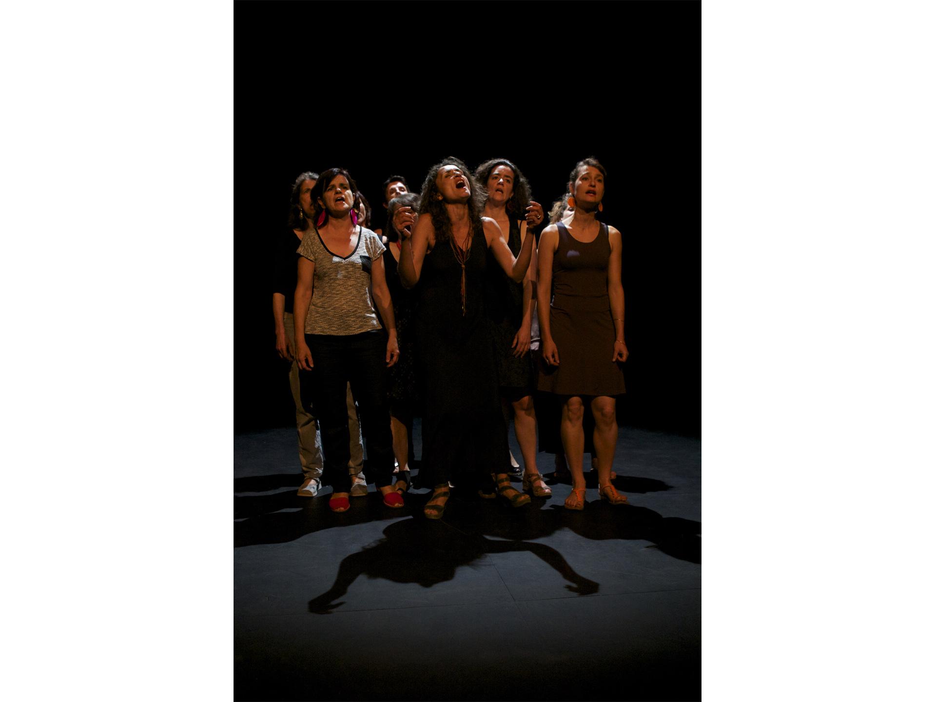 Compagnie mises en scènes 12 - Blandine Armand - série photos