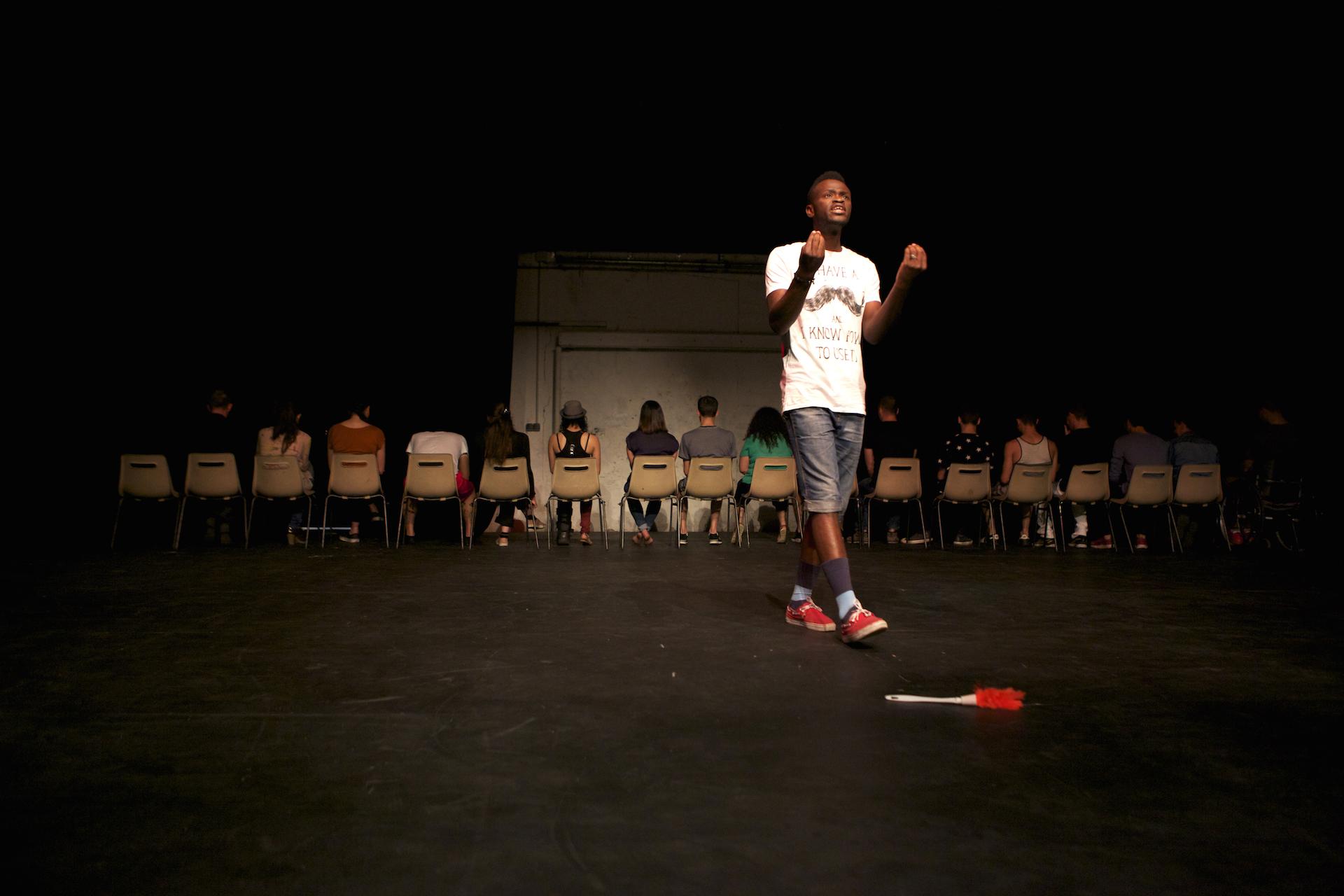 Compagnie mises en scènes 2 - Blandine Armand - série photos