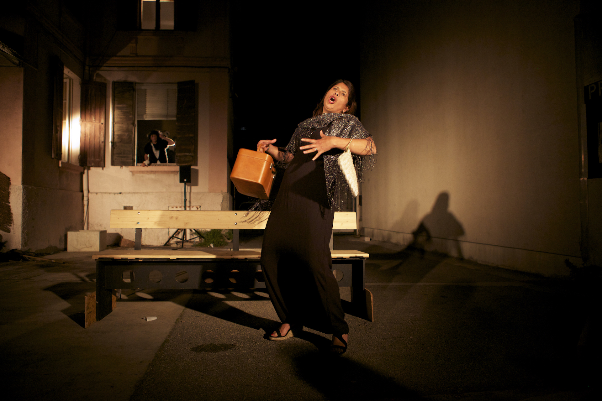 Compagnie mises en scènes 8 - Blandine Armand - série photos