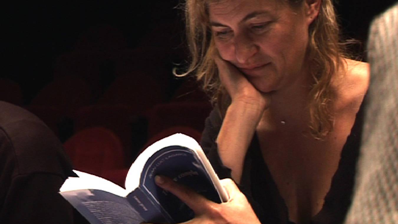 Variations - Jean-Luc Lagarce - Parole d'acteurs1 - Blandine Armand - Créations vidéos