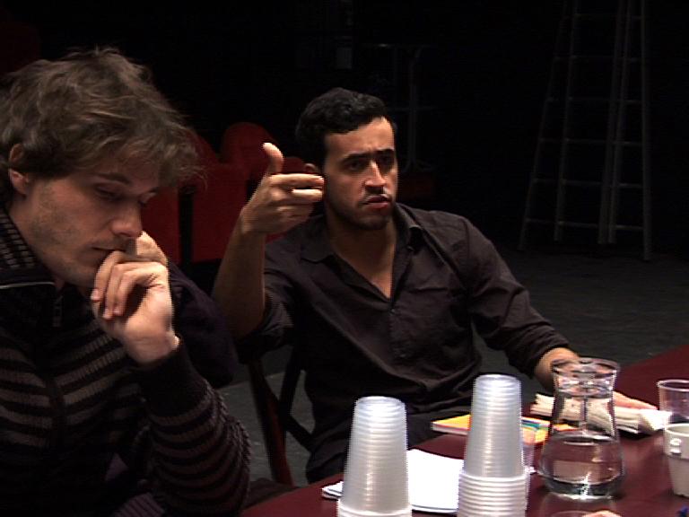 Variations - Jean-Luc Lagarce - Parole d'acteurs2 - Blandine Armand - Créations vidéos