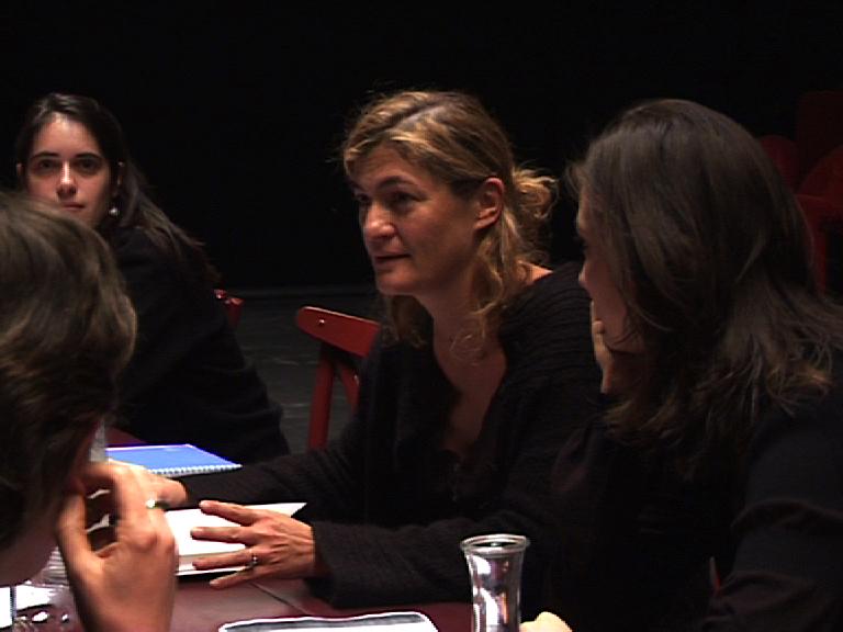 Variations - Jean-Luc Lagarce - Parole d'acteurs3 - Blandine Armand - Créations vidéos