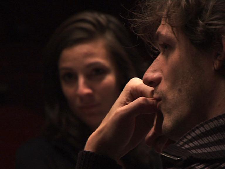 Variations - Jean-Luc Lagarce - Parole d'acteurs4 - Blandine Armand - Créations vidéos