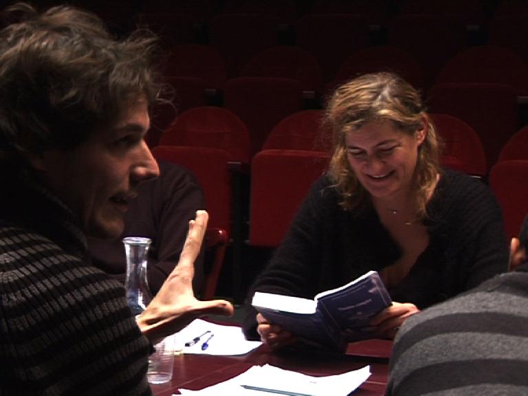 Variations - Jean-Luc Lagarce - Parole d'acteurs5 - Blandine Armand - Créations vidéos